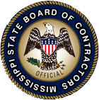 State Board of Contractors of MS